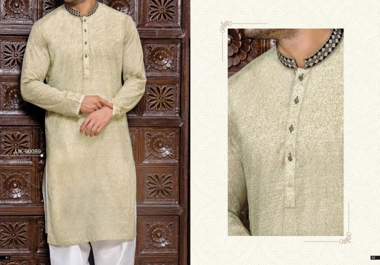 Junaid Jamshed Eid Kurta Shalwar Trendy Collection 2017 9